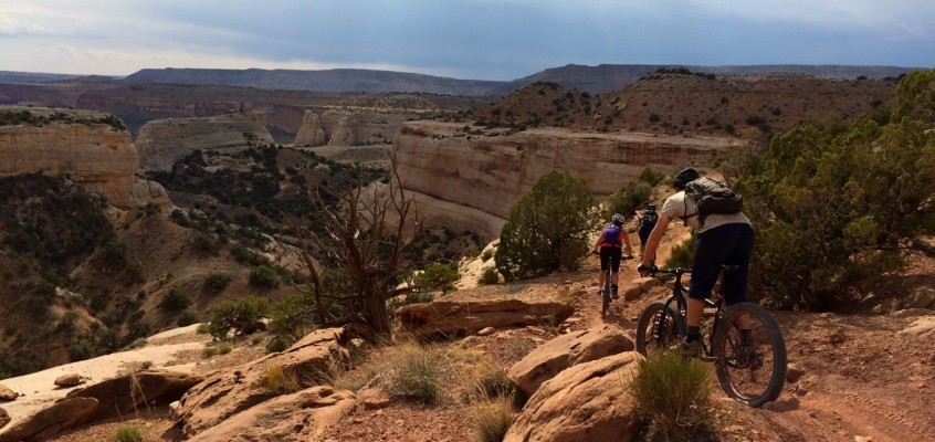 Kokopelli Trail – Take 1